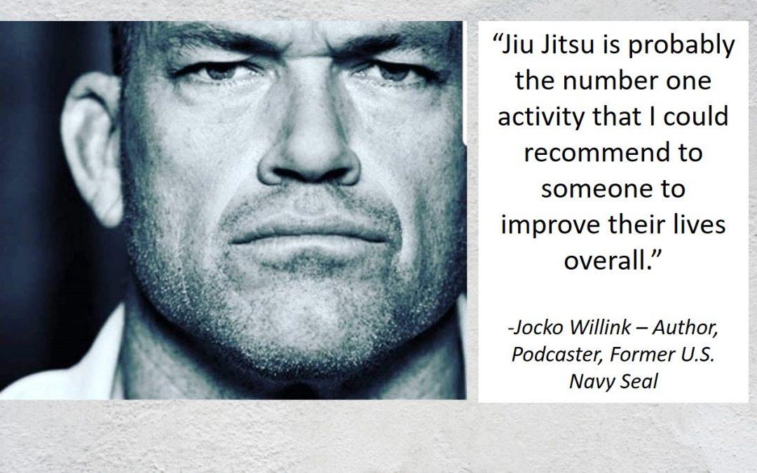 Benefits of Jiu Jitsu – Part 1